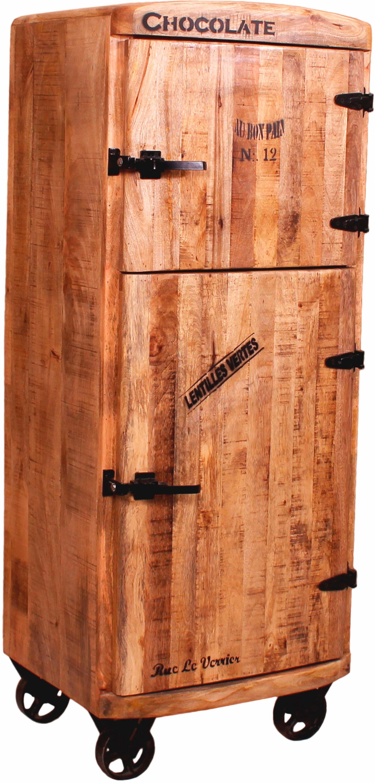 SIT Barschrank »Rustic«, im factory design, Breite 60 cm