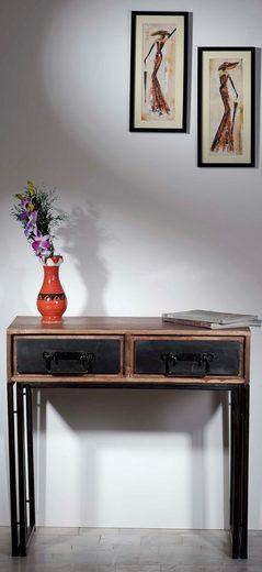 SIT Telefontisch »Panama«, Breite 80 cm