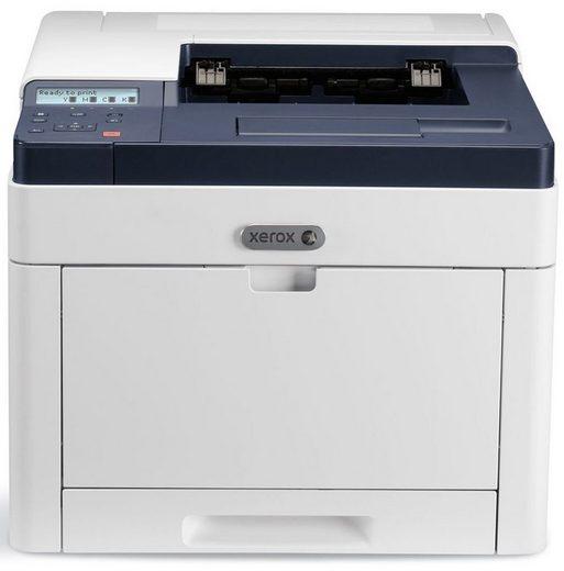 Xerox Farblaser-Drucker »Phaser 6510N Farbdrucker A4«