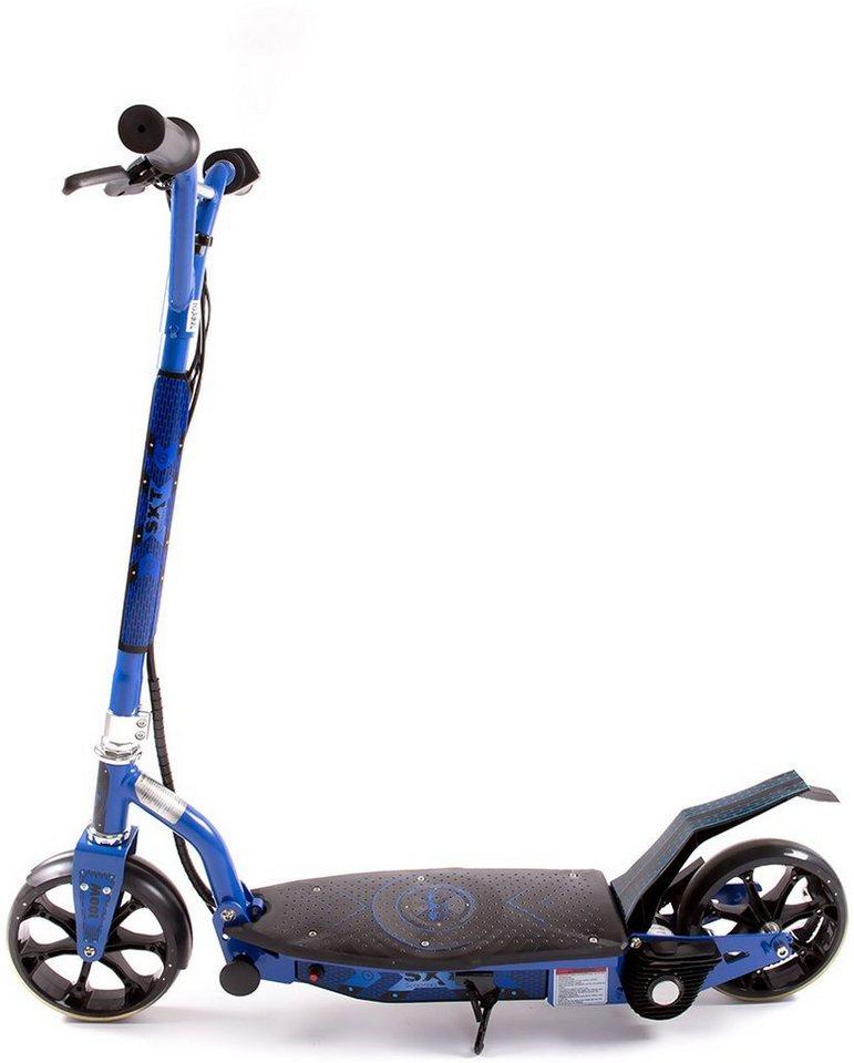 sxt scooters elektroscooter 100 watt 10 km h sxt100 bleiakku online kaufen otto. Black Bedroom Furniture Sets. Home Design Ideas