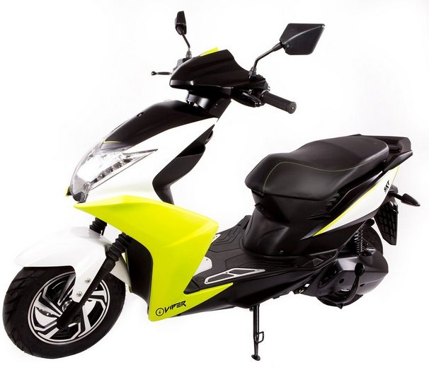 sxt scooters elektroroller 2000 watt 45 km h sxt viper. Black Bedroom Furniture Sets. Home Design Ideas