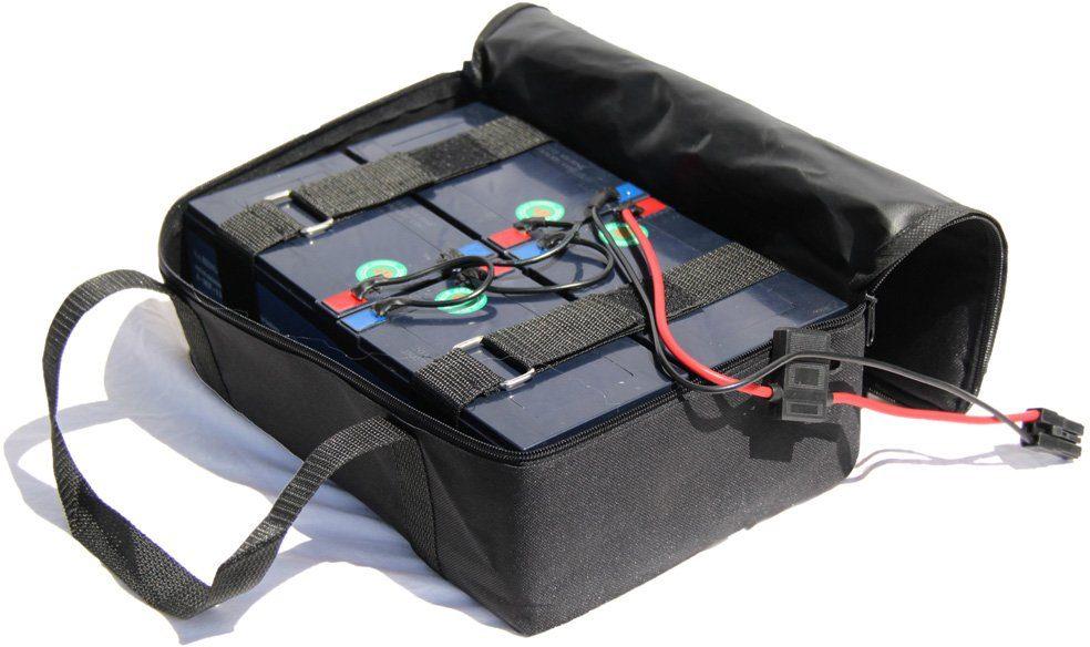 SXT Scooters Batterie für Elektroroller, »Bleiakku 48V 12Ah«