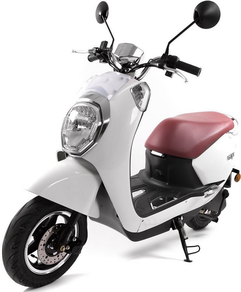 sxt scooters elektroroller 2000 watt 45 km h sxt gekko. Black Bedroom Furniture Sets. Home Design Ideas