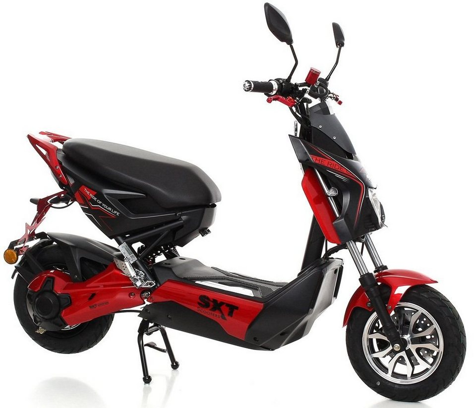sxt scooters elektroroller 1200 watt 45 km h sxt. Black Bedroom Furniture Sets. Home Design Ideas