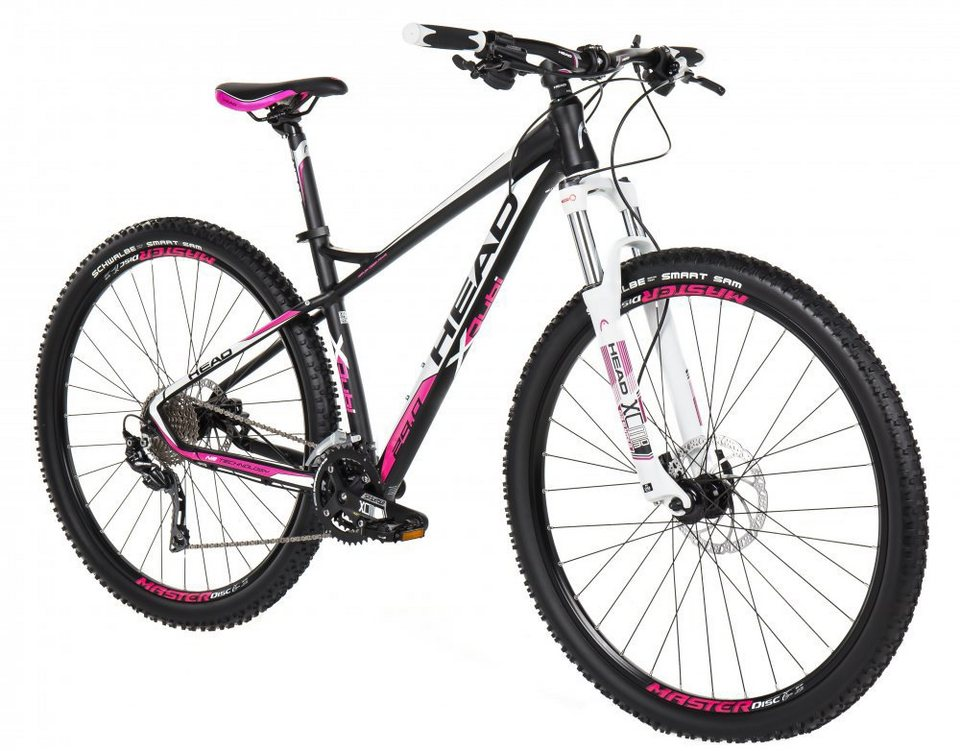 head damen hardtail mtb 29 zoll 30 gang shimano deore x. Black Bedroom Furniture Sets. Home Design Ideas