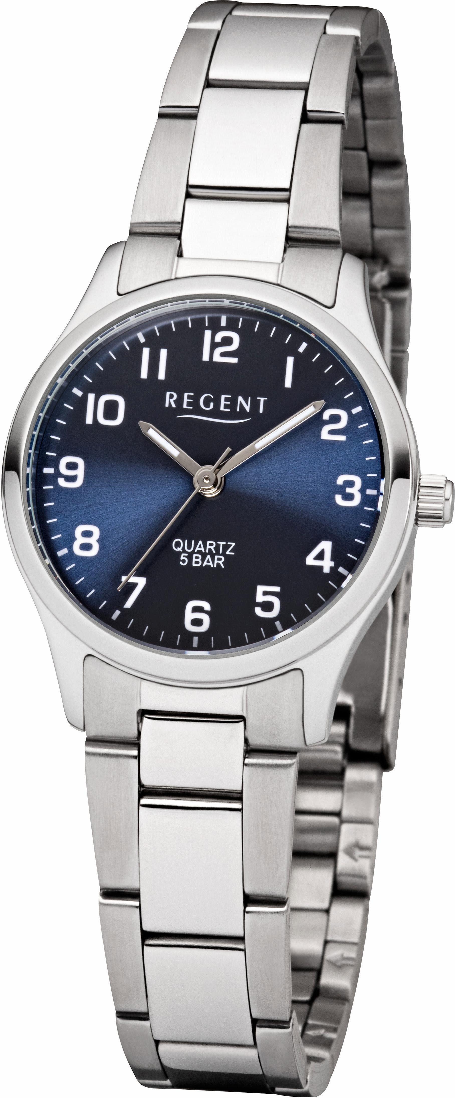 Regent Quarzuhr »12221020«