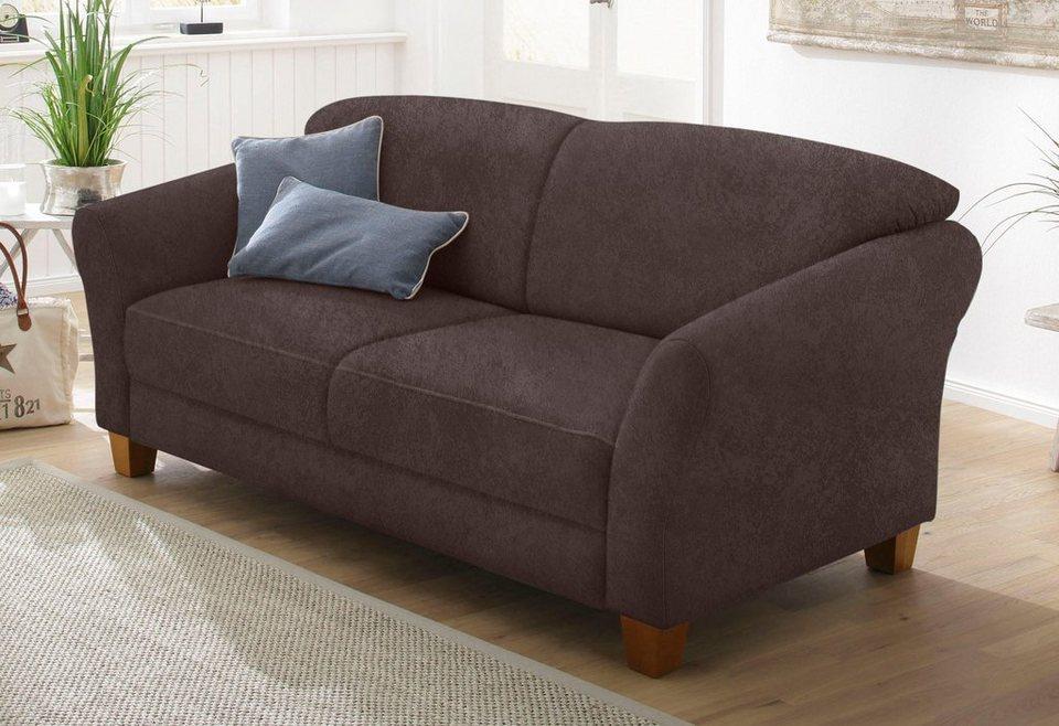 home affaire 3 sitzer gotland in drei bezugsqualit ten online kaufen otto. Black Bedroom Furniture Sets. Home Design Ideas