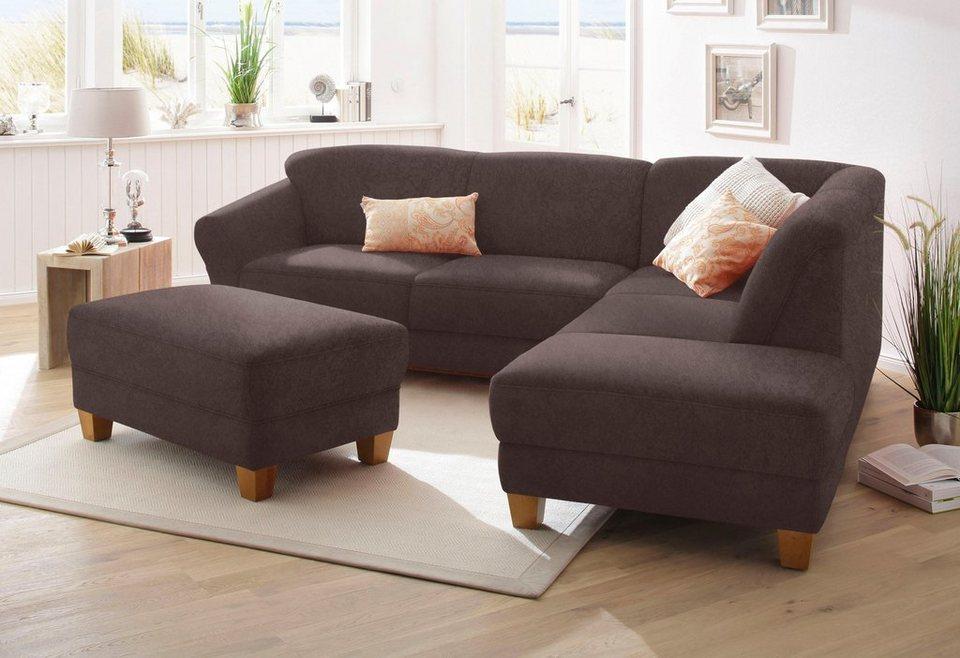 home affaire ecksofa gotland wahlweise mit. Black Bedroom Furniture Sets. Home Design Ideas