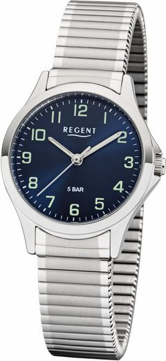 Regent Quarzuhr »12310163«, mit Zugband