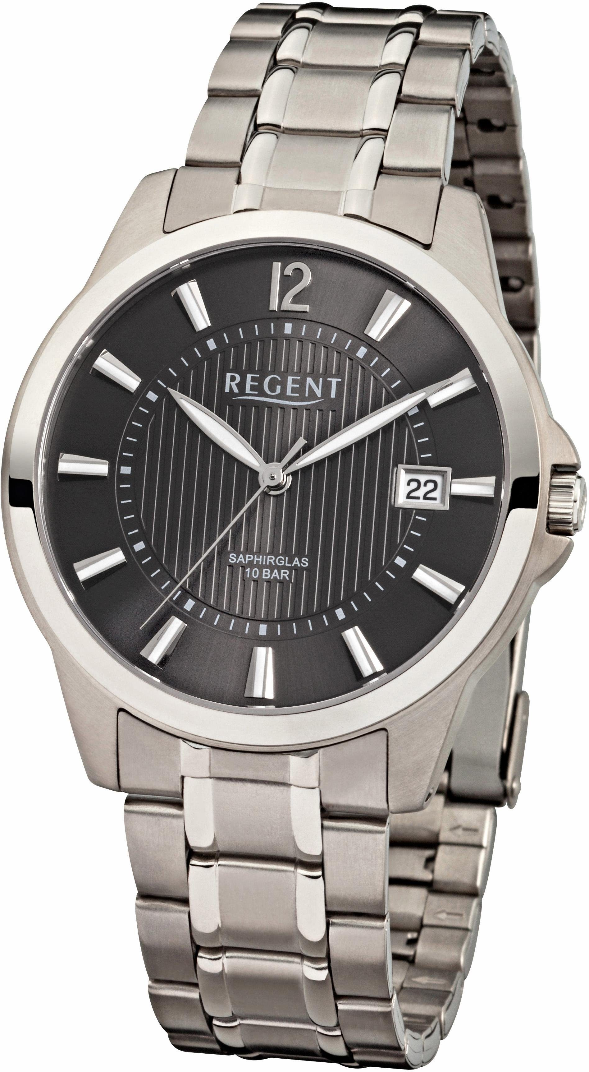 Regent Quarzuhr »11090283«