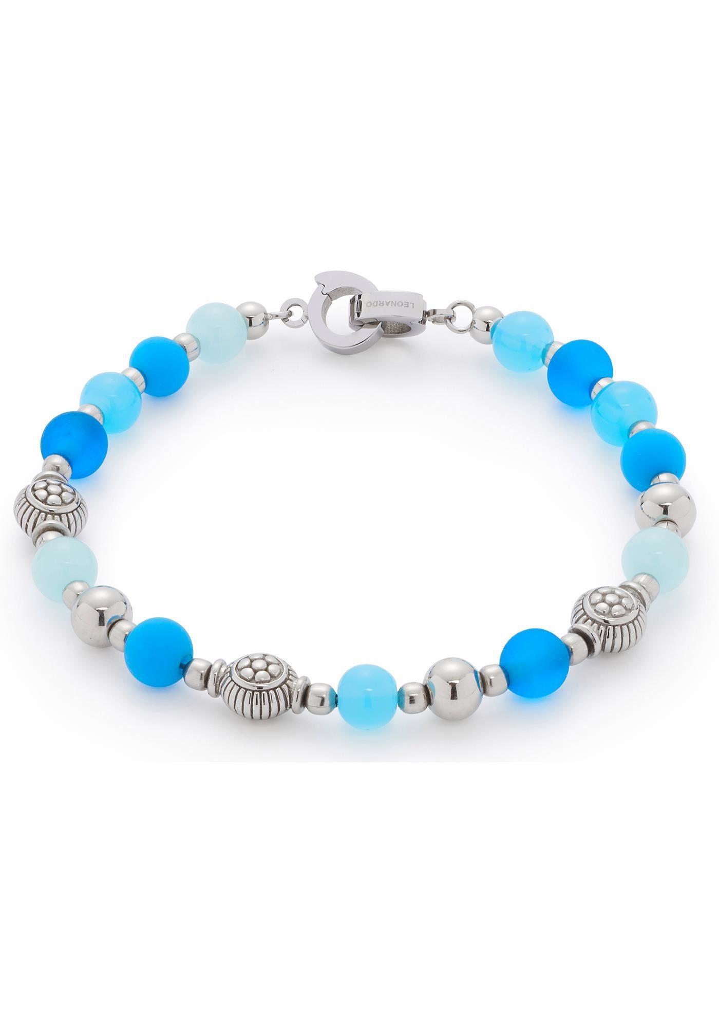 LEONARDO Armband »Delizia Darlin's, 016221«, mit Glasperlen