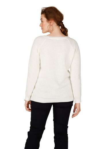 Sheegotit Crew-neck Sweater, Cable Knit