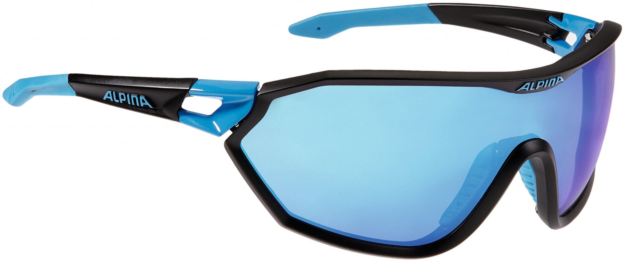 Alpina Radsportbrille »S-Way VLM+«