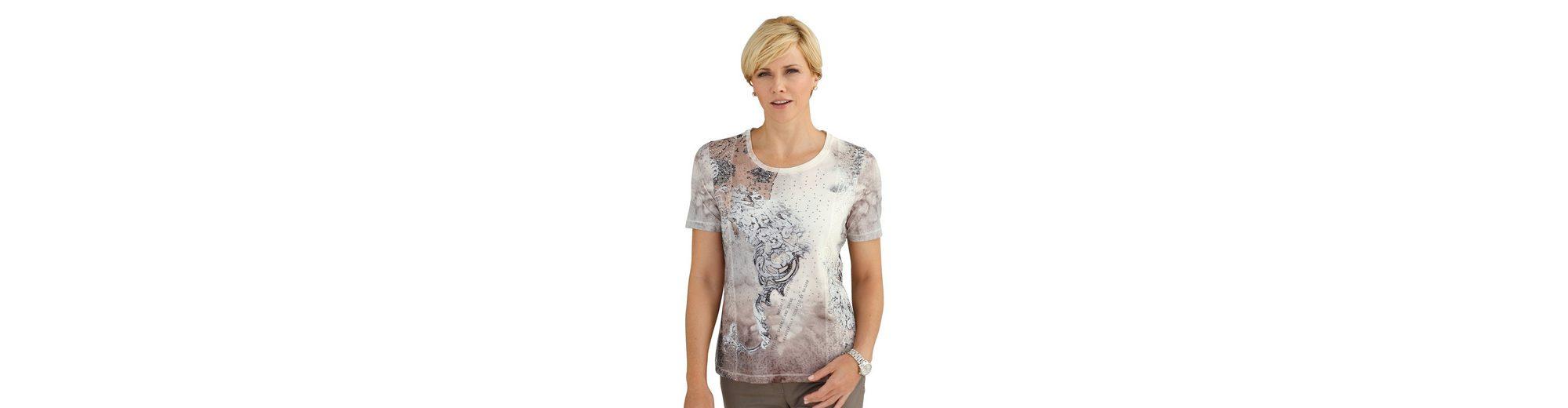 Authentisch Günstiger Preis Günstig Kaufen Spielraum Store Mona Shirt mit aufwändigem Druckmix Online-Shopping Mit Mastercard Qualitativ Hochwertige Online JImyVN
