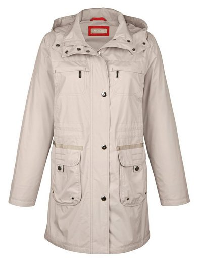 Mona Functional Jacket In Parka Style
