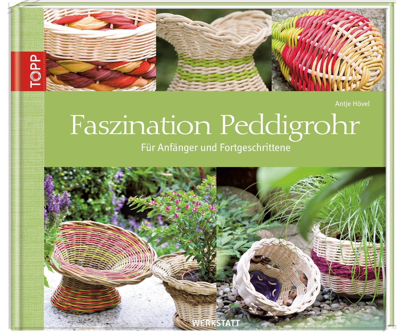 Topp Buch Faszination Peddigrohr