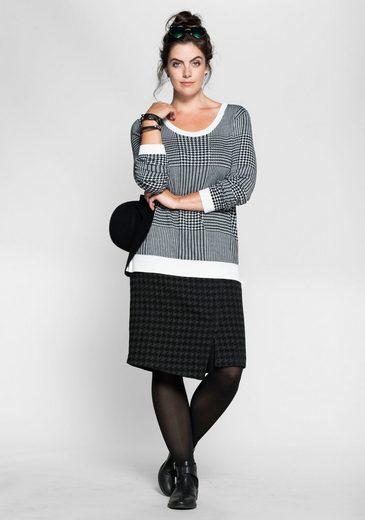 Sheegotit Pencil Skirt, Wrap Optics
