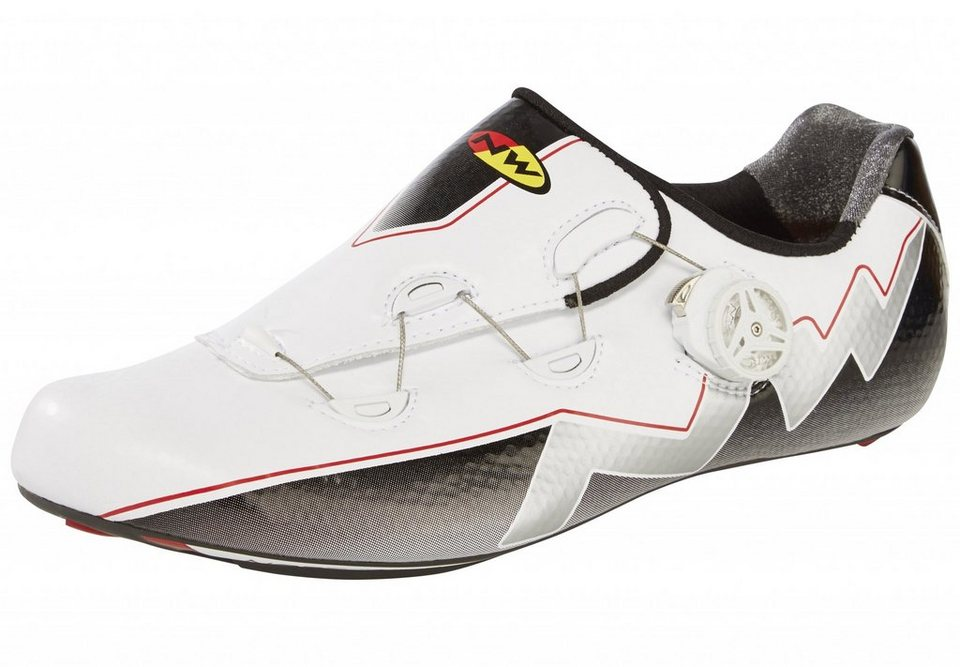 Northwave Fahrradschuhe »Extreme Aero Unisex Shoe« in weiß