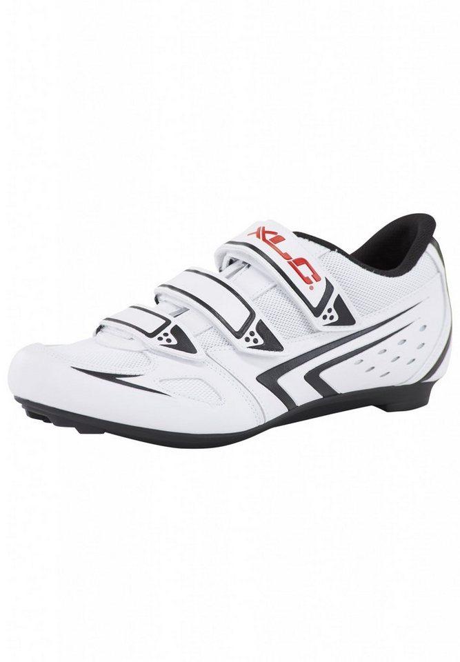 XLC Fahrradschuhe »CB-R04 Road Shoes Unisex« in weiß
