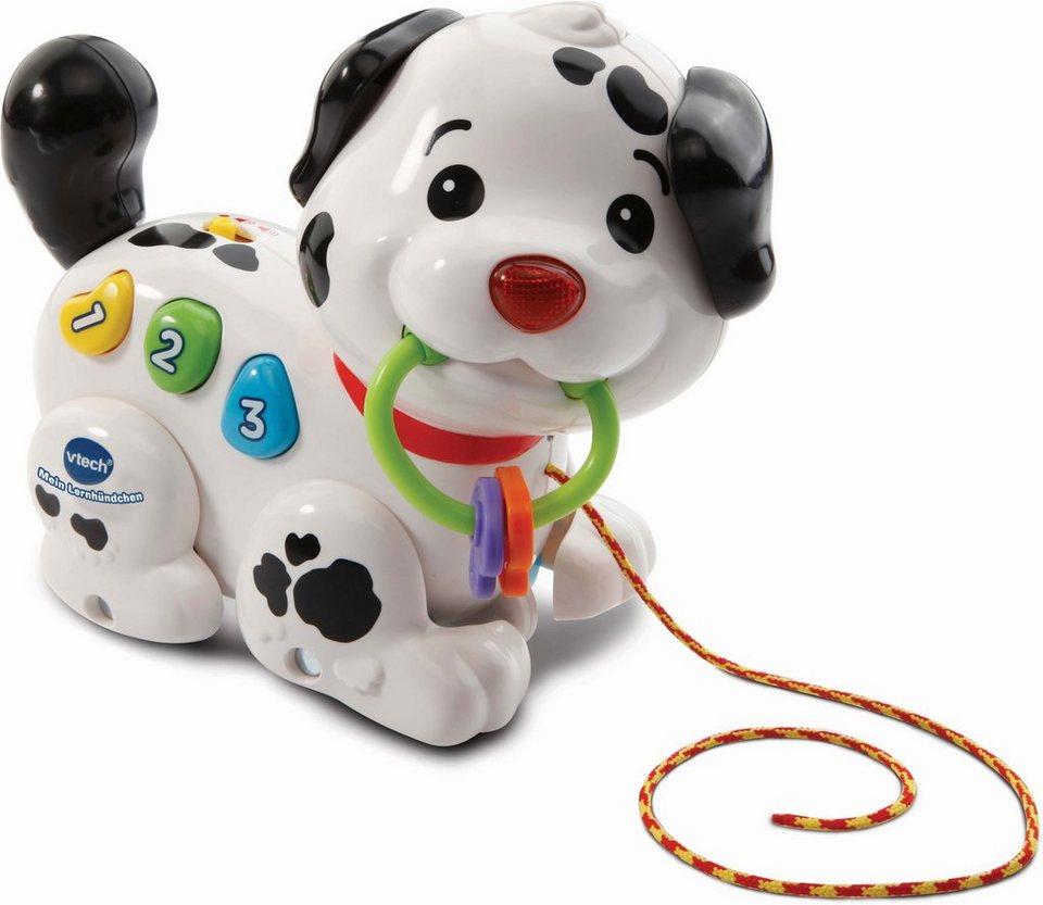VTech Nachziehspielzeug mit Sound,  Vtech Baby Mein Lernhündchen  online kaufen