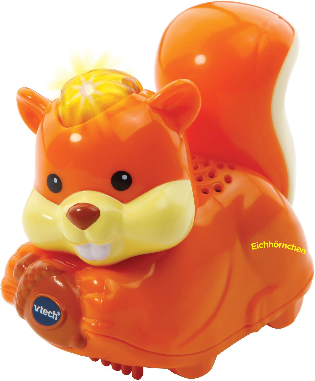 VTech Spielfigur mit Licht und Sound, »Tip Tap Baby Tiere Eichhörnchen«