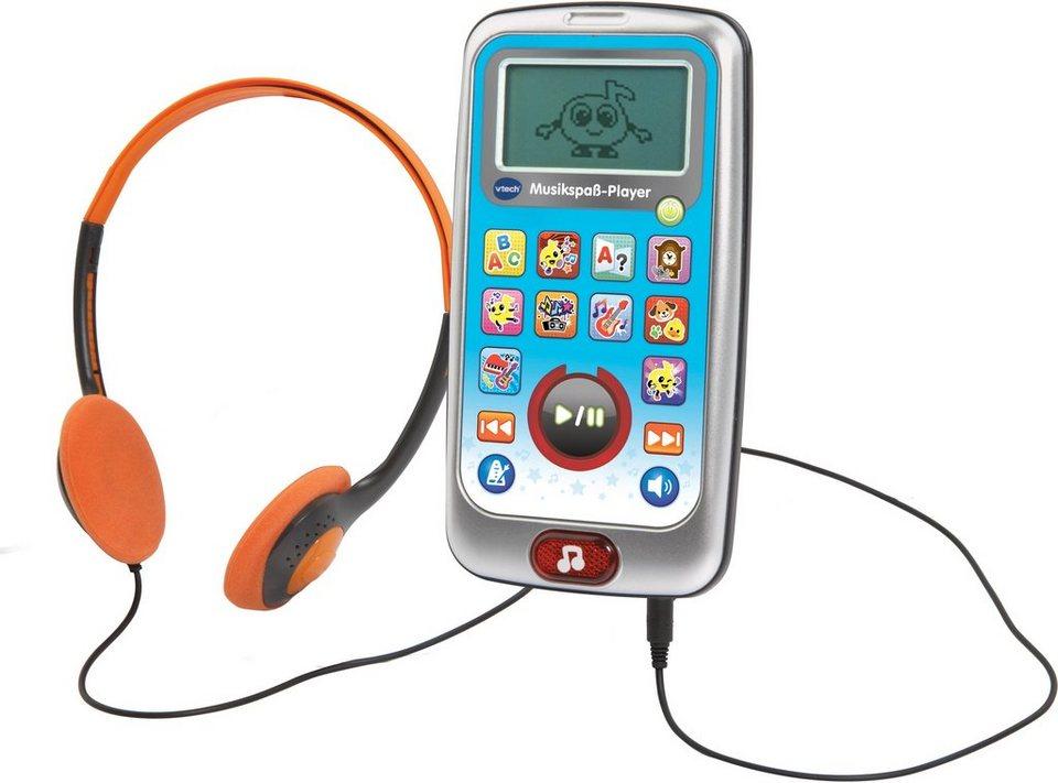 VTech Lernspielzeug mit Sound,  Ready Set School Musikspaß-Player  online kaufen