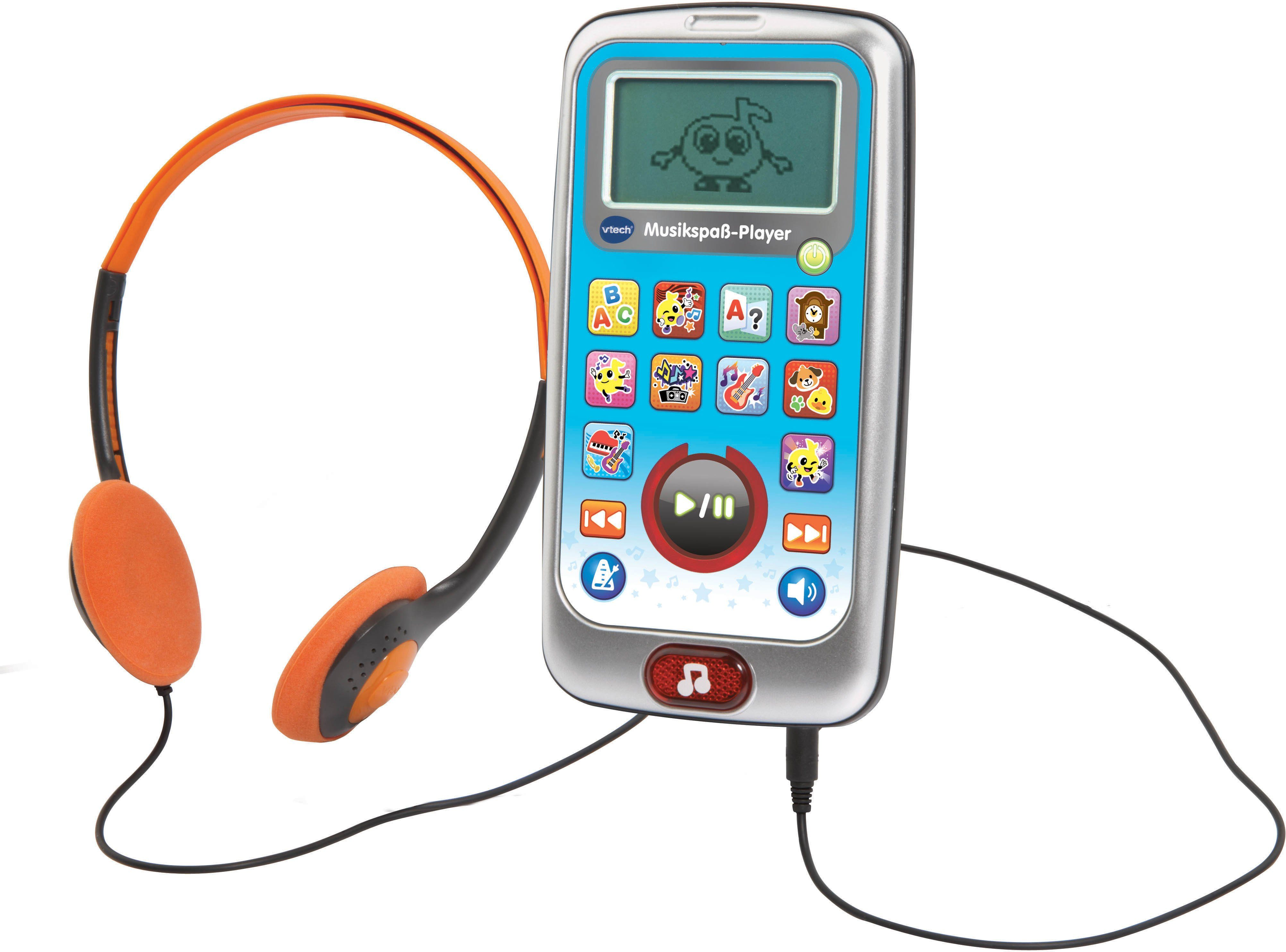 VTech Lernspielzeug mit Sound, »Ready Set School Musikspaß-Player«