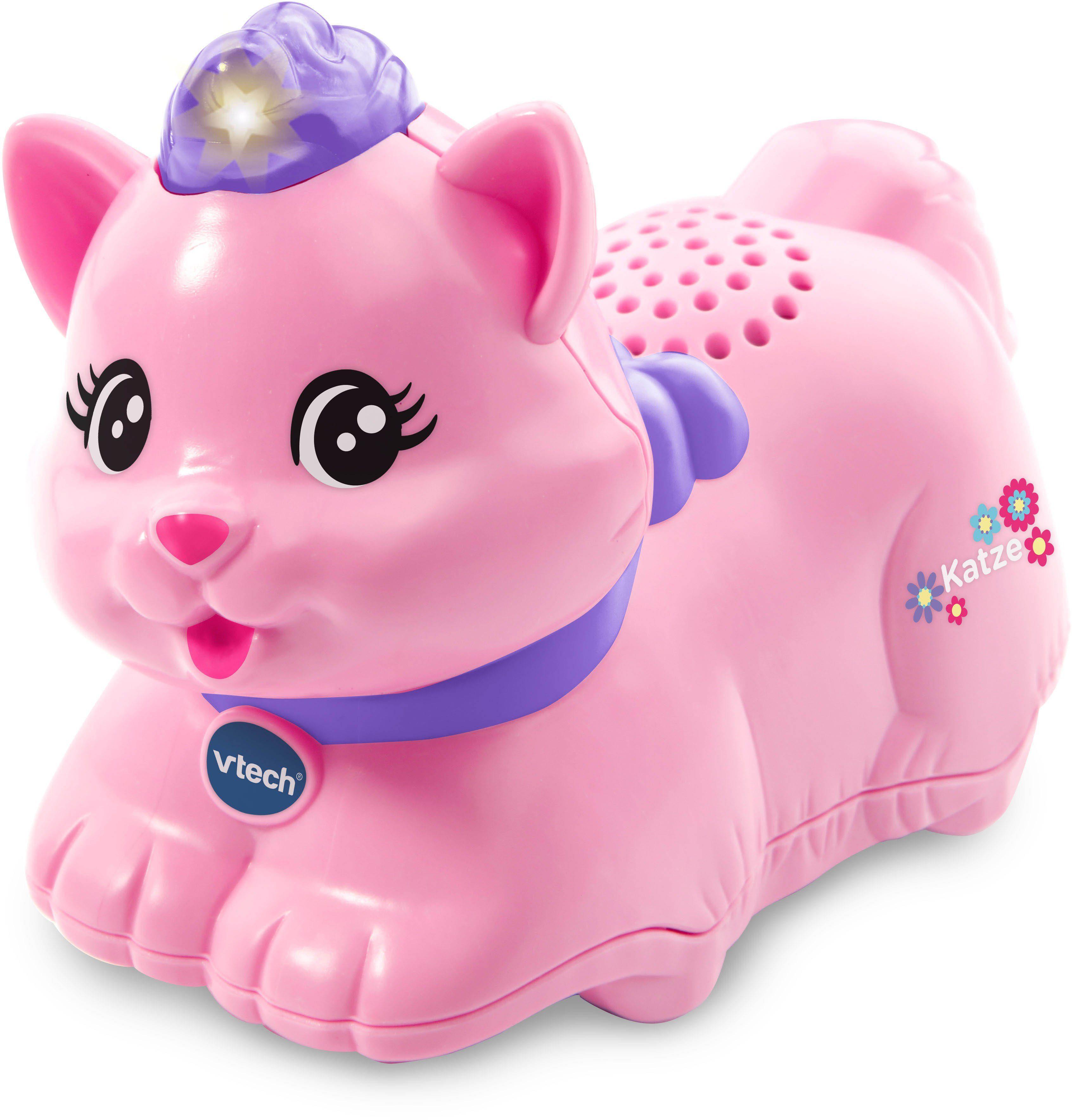 VTech Spielfigur mit Licht und Sound, »Tip Tap Baby Tiere Katze«