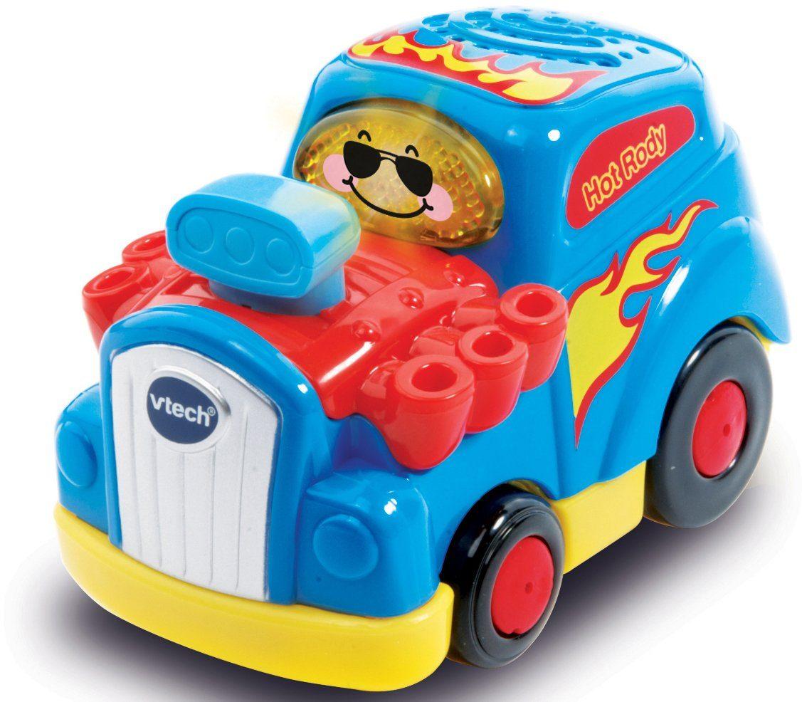 VTech Spielfahrzeug mit Licht und Sound, »Tut Tut Baby Flitzer Hot Rody«