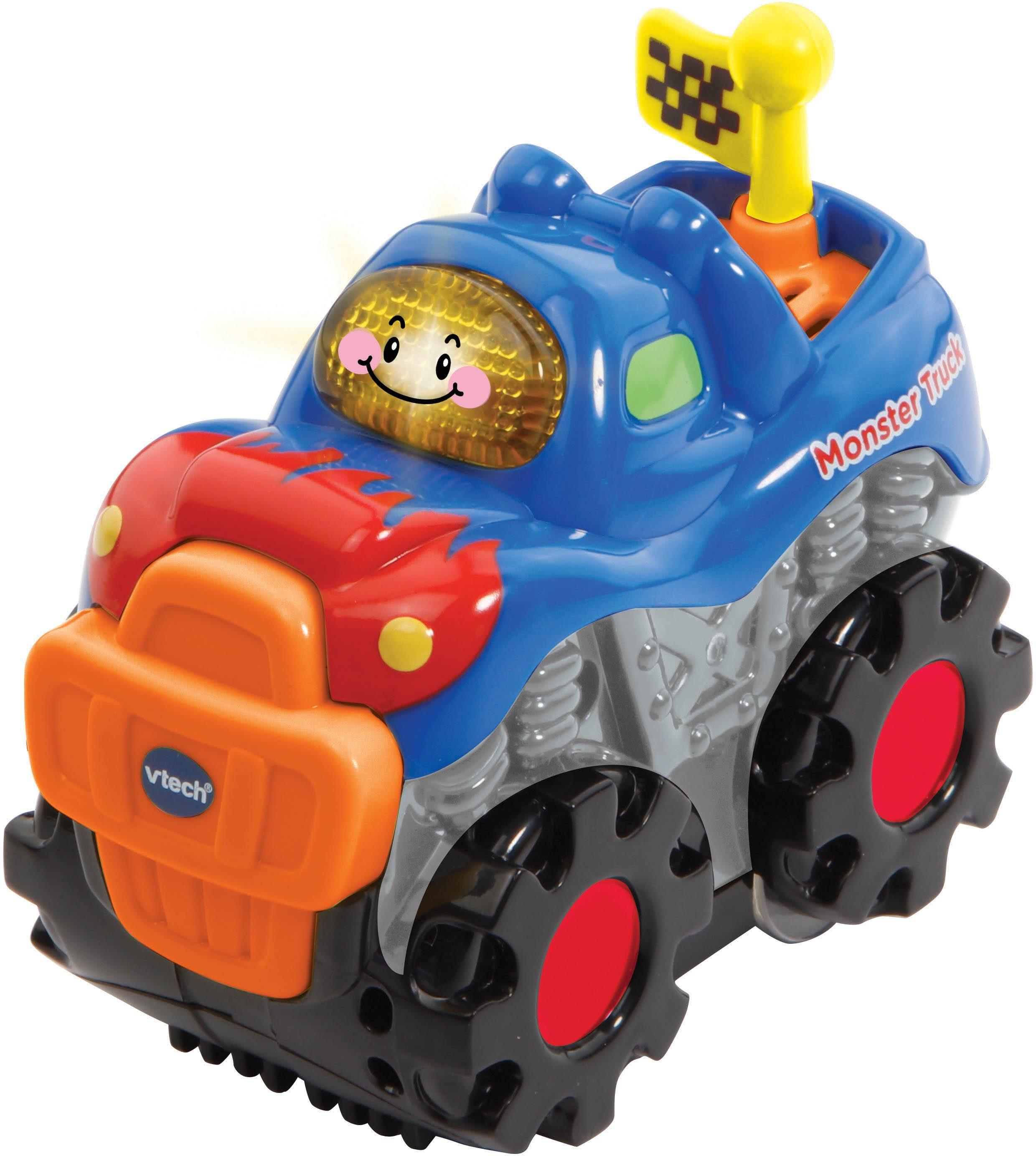 VTech Spielfahrzeug mit Licht und Sound, »Tut Tut Baby Flitzer Monster Truck«