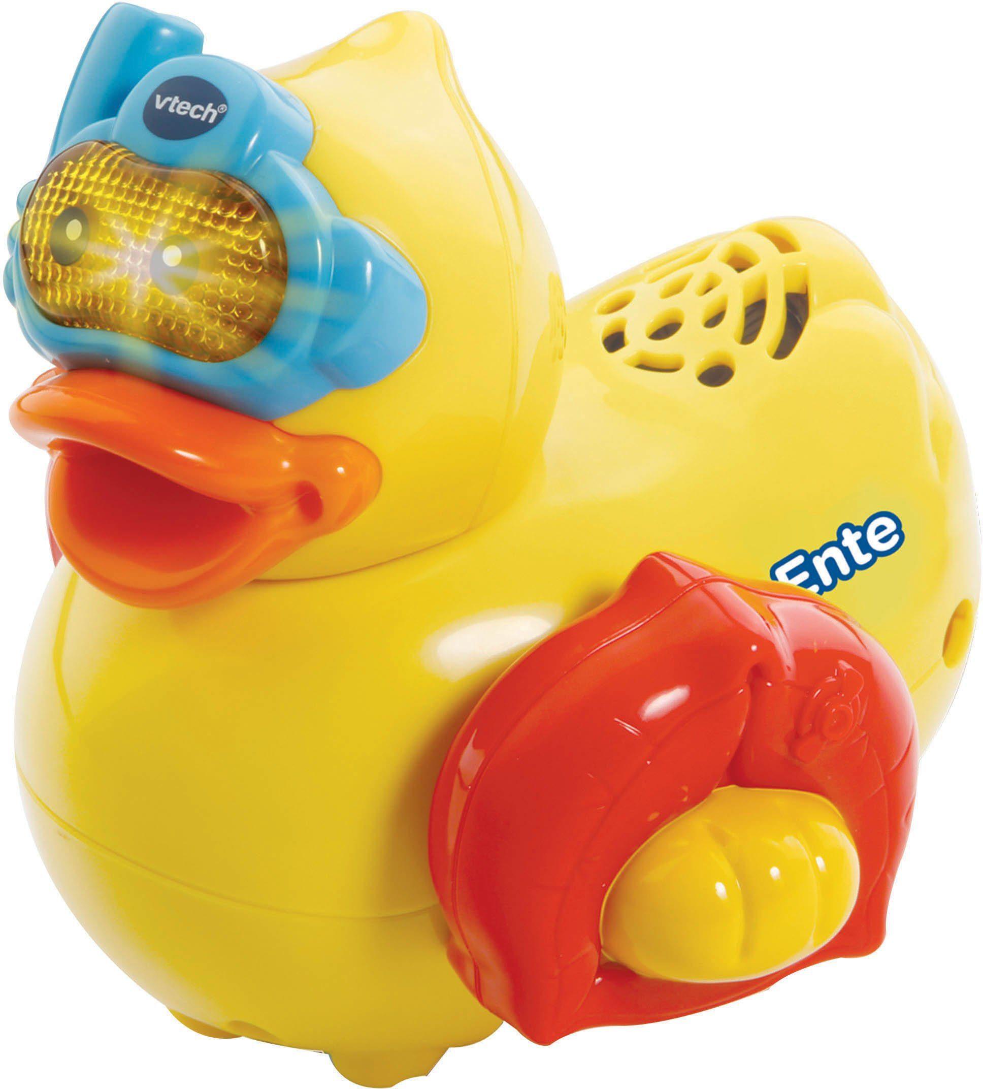 VTech Badespielzeug mit Licht und Sound, »Tut Tut Baby Badewelt Ente«