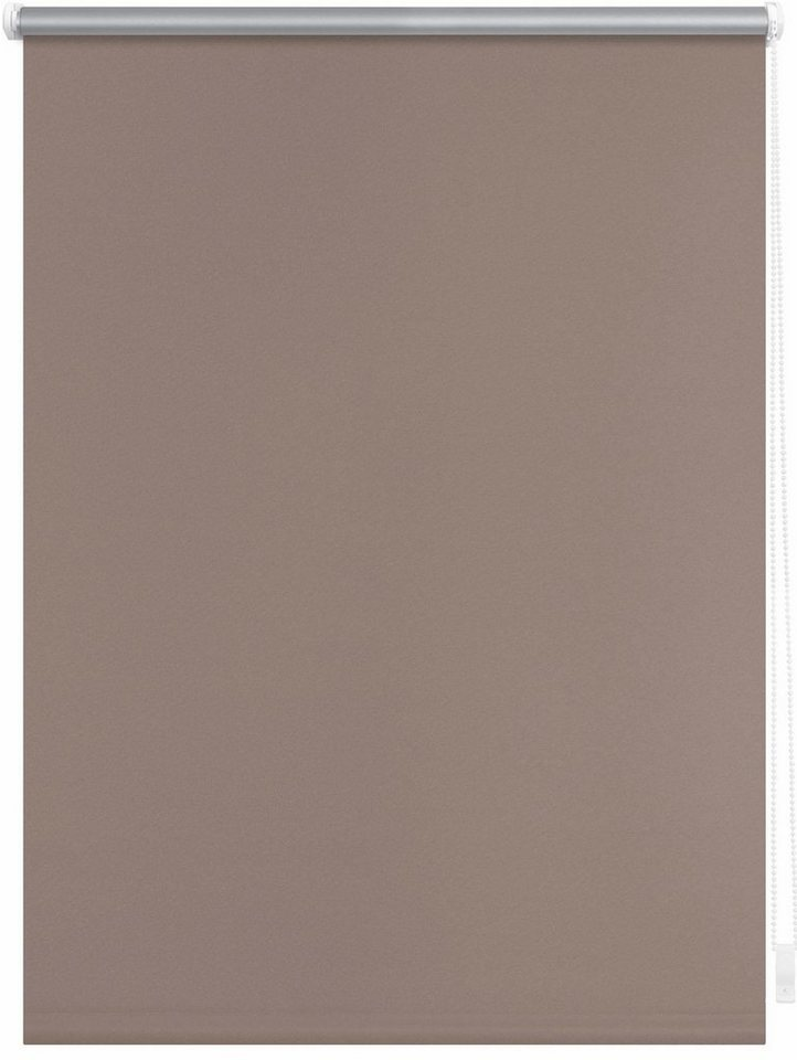 seitenzugrollo klemmfix lichtblick verdunkelnd ohne bohren mit thermobeschichtung online. Black Bedroom Furniture Sets. Home Design Ideas