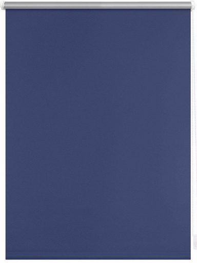 Seitenzugrollo »Klemmfix Hitzeschutz«, LICHTBLICK, verdunkelnd, ohne Bohren, freihängend, mit Thermobeschichtung
