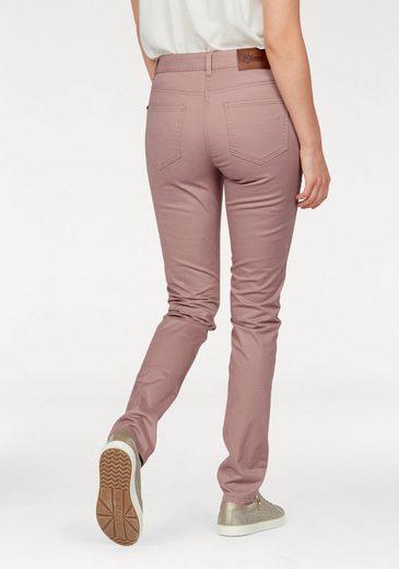 Cheer Slim-fit-Jeans, mit vorverlegter Seitennaht