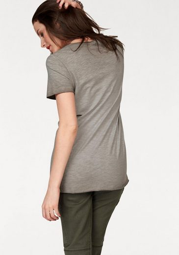 Aniston T-shirt With Front Print