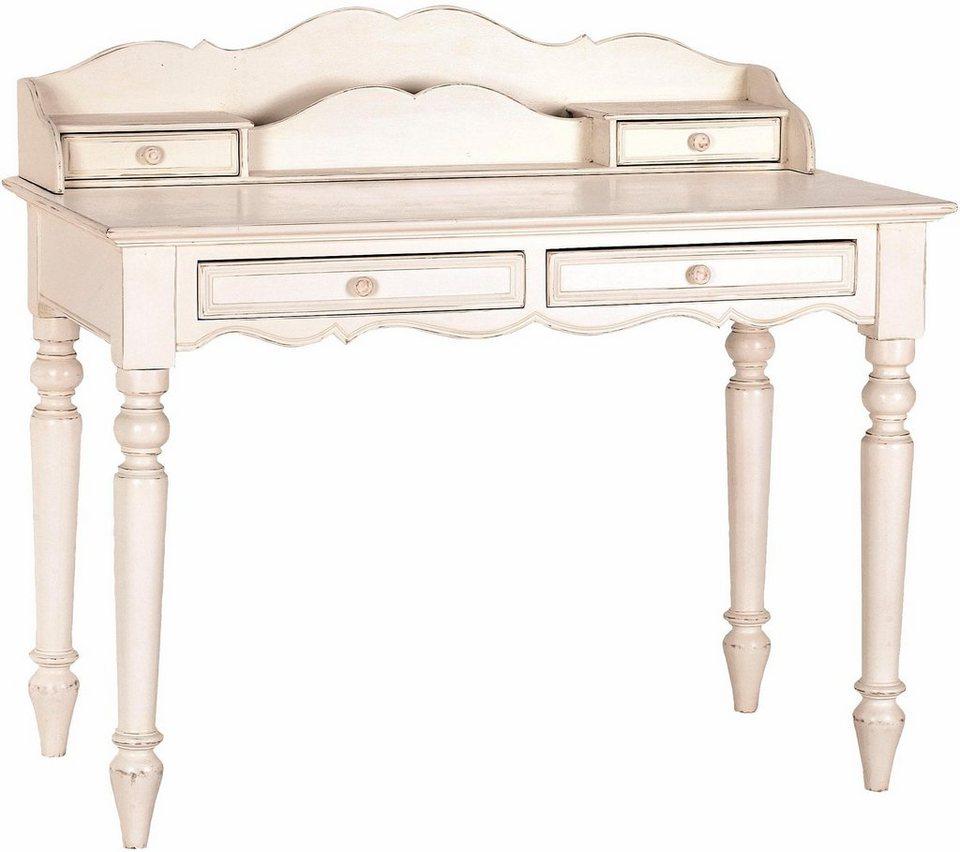sit schreibtisch country corner breite 110 cm otto. Black Bedroom Furniture Sets. Home Design Ideas