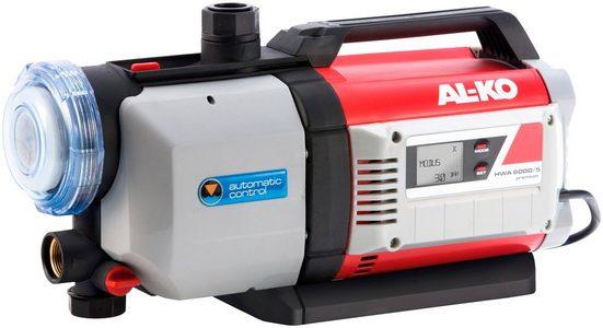 AL-KO Hauswasserautomat »HWA 6000-5 PREMIUM«