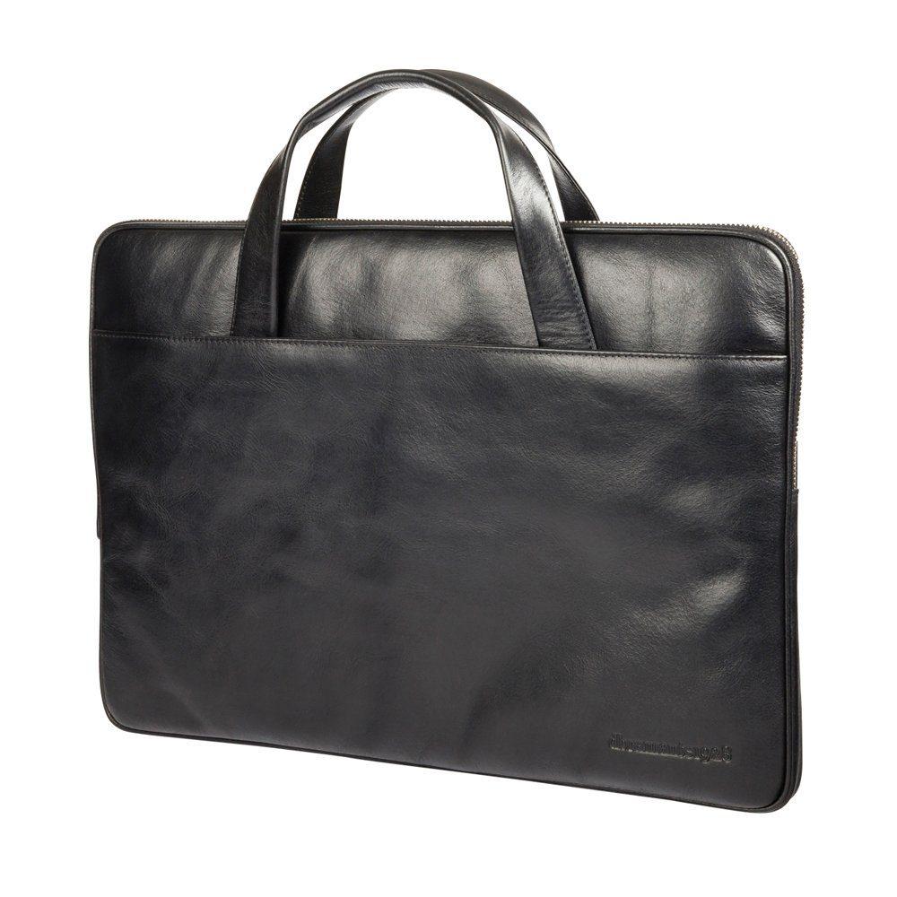 "dbramante1928 LederCase »Briefcase Silkeborg MacBook/Laptop 15"" Black«"