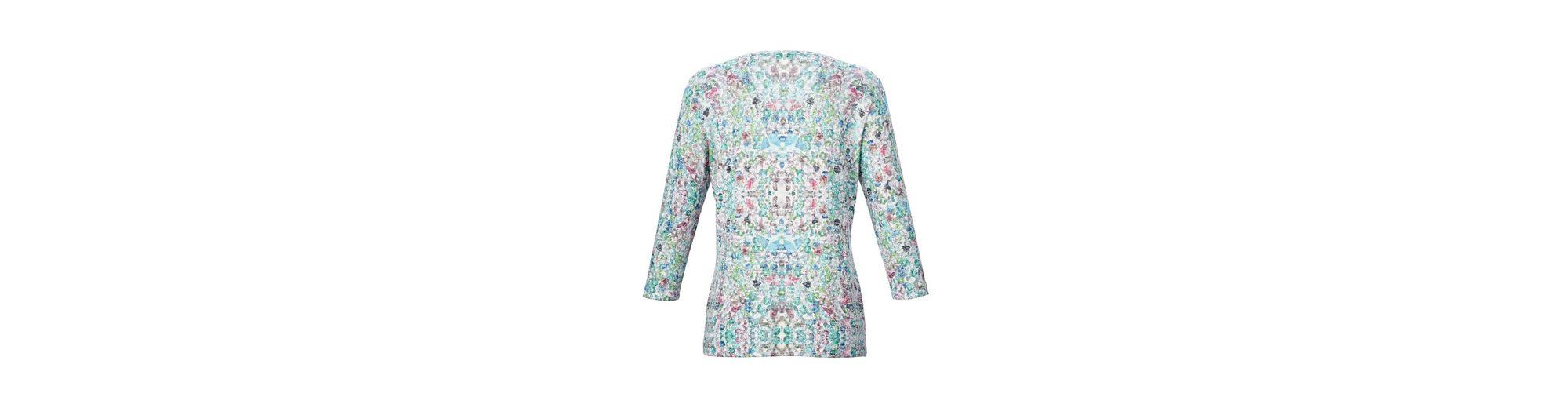 Freier Versandauftrag Mona Sweatshirt mit platziertem Druck Finden Große nvPcFXv3EO