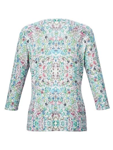 Mona Sweatshirt mit platziertem Druck