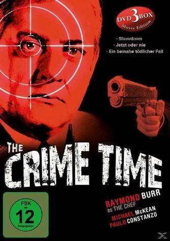 DVD »The Crime Time - Box«