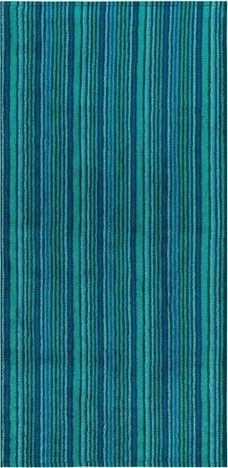 Egeria Handtücher »Combi Stripes« (2-St), mit feinen Streifen