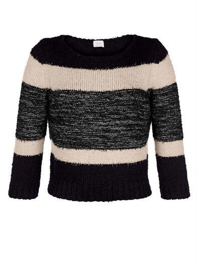 Alba Moda Pullover With Nice Effect Yarns