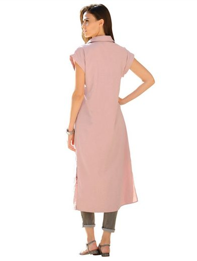 Alba Moda Blusenkleid in Longform