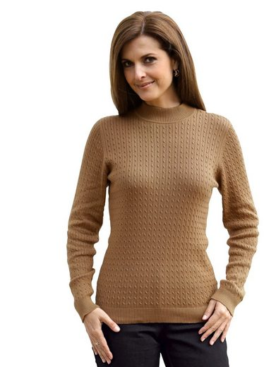 Mona Pullover aus hochwertiger PIMA Baumwolle