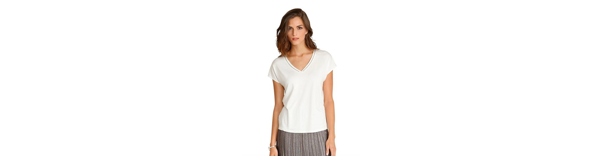Alba Moda Shirt mit Schmuckdetails Finish Günstig Online y6oVgAB