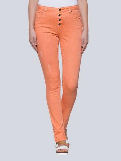 Alba Moda Jeans in Röhrenform