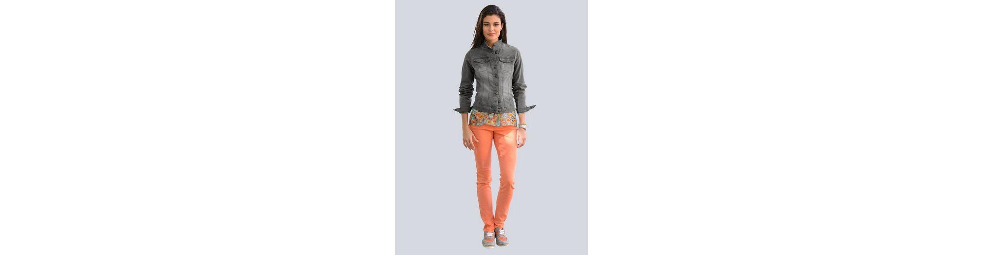 Alba Moda Jeans in Röhrenform Rabatt Vermarktbare Online Zahlen Mit Paypal Verkauf Rabatt Geniue Händler PFP6YY43