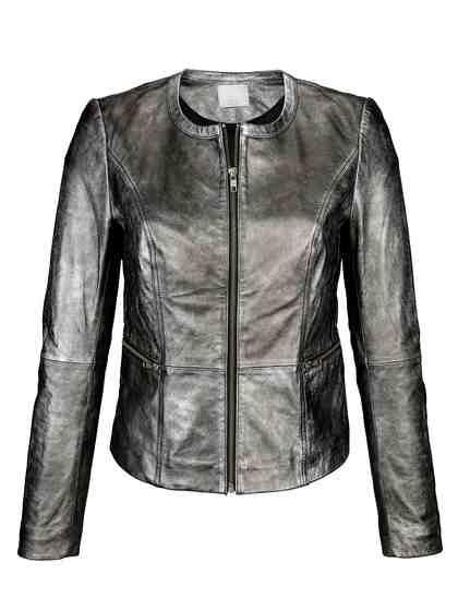 Metallic Jacke