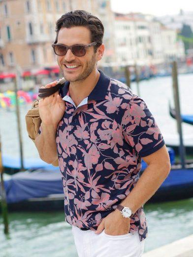 Babista Poloshirt mit modischem Druckmuster